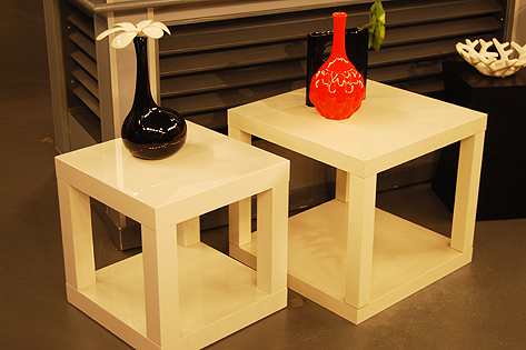 from designer to diy make your own stylish side table. Black Bedroom Furniture Sets. Home Design Ideas