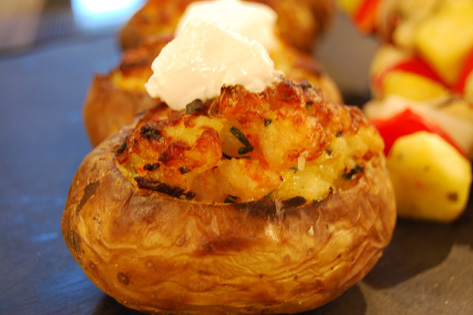 Twice Baked Potato Cityline