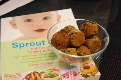 Sprout Right Muffins