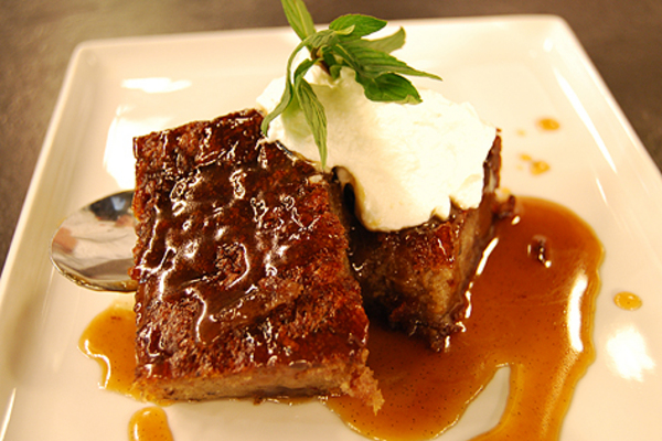 Sticky Toffee Pudding with Butter-Rum Sauce | Cityline