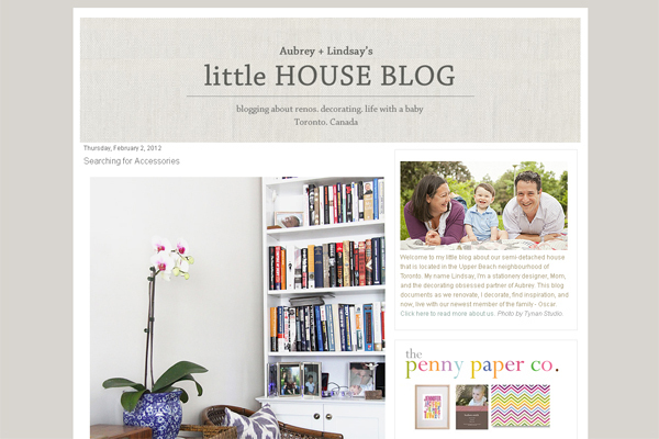 CityLine Featured Blogger: Lindsay Stephenson from Aubrey +