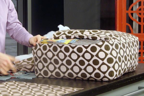 diy floor pillows. Get Scrappy  DIY Floor Cushions Cityline