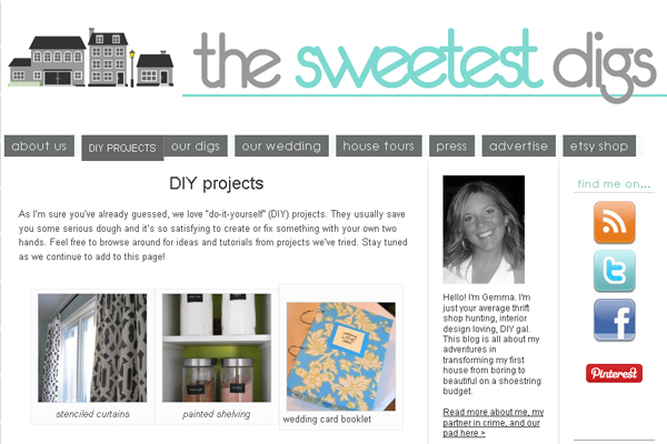 Cityline featured blogger gemma bonham carter from the sweetest there are so many fabulous bloggers out there and we want to highlight them on cityline well be profiling different lifestyle bloggers from month to solutioingenieria Images