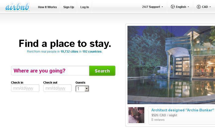 Apartment Rental Websites - Cityline