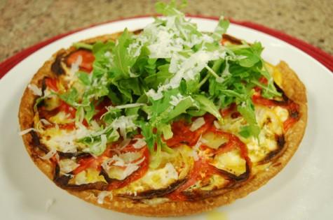 Tomato and ricotta tart | Cityline