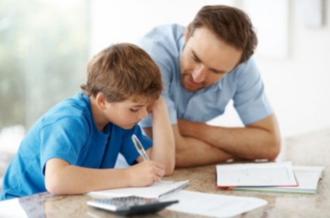 Kid Doing Homework Stock Photos, Images, & Pictures   Shutterstock