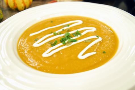 potato ginger soup