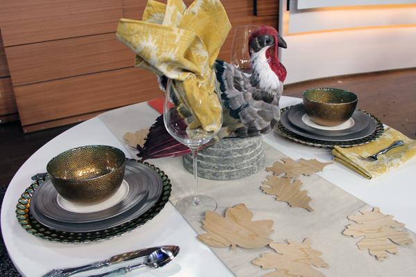 Three harvest table setting ideas - Cityline