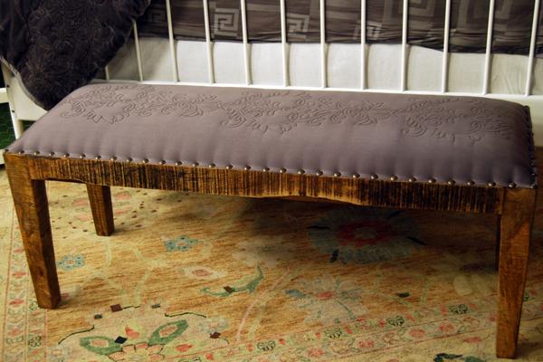 Diy Upholstered Bench Cityline