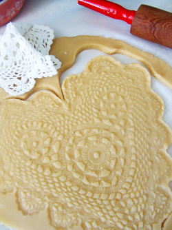 doily-cookie