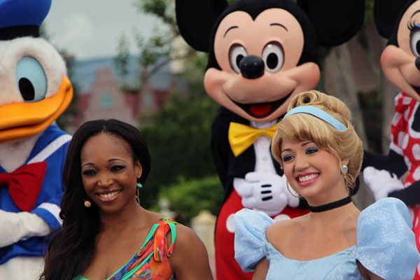 Tracy and Cinderella
