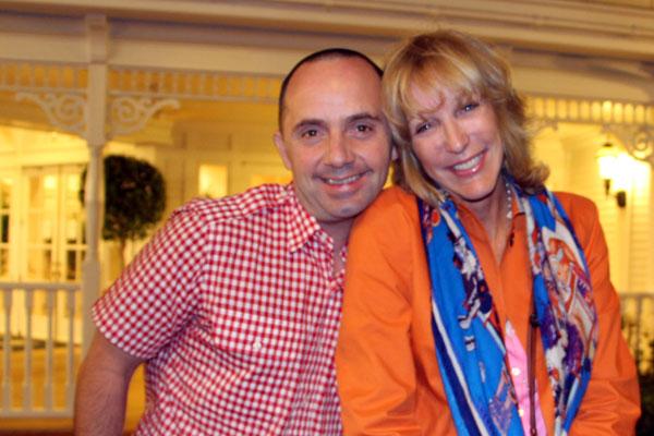 Frank Ferragine and Lisa Rogers