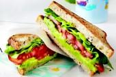 Avocado-Lettuce-and-Tomato-Sandwich