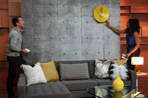 Masculine influences, bright colours, and cool textures: The ...