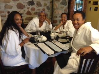 The ladies!