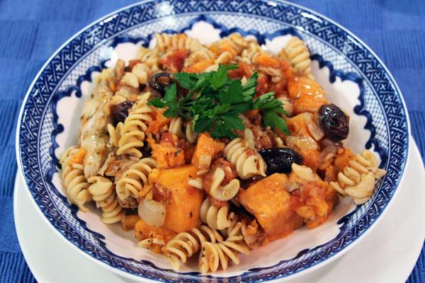 Mediterranean-style Chicken Stew
