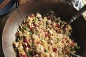 Garlicky-chicken-fried-rice