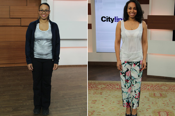 Keshia: Lost 25 pounds