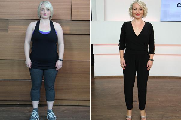 Leigh-Ann: Lost 33 lbs!