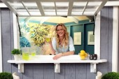 A chic 'she shed' for your garden