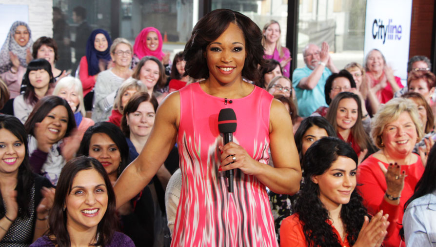 Be in the Audience - Cityline