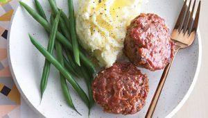 mini meatloafs photo by Roberto Caruso