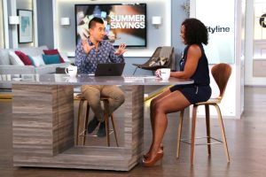 cityline host tracy moore and winston sih