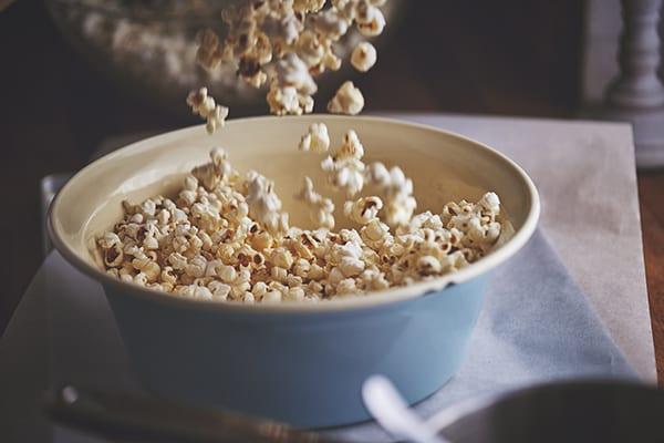 Flipboard Dairy Free Cheesy Turmeric Sea Salt Popcorn