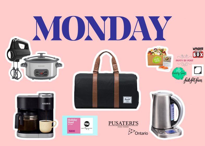Monday Prizing