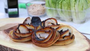 Caramelized Sweet Onions Rings