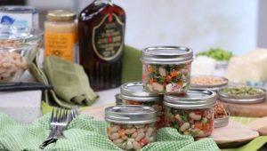 White Bean Summer Salad july 10 marilyn smith