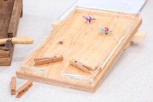 DIY pinball game antonio B