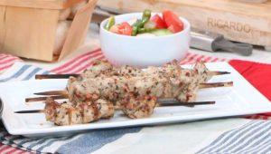pork skewers july 3rd chef ricardo