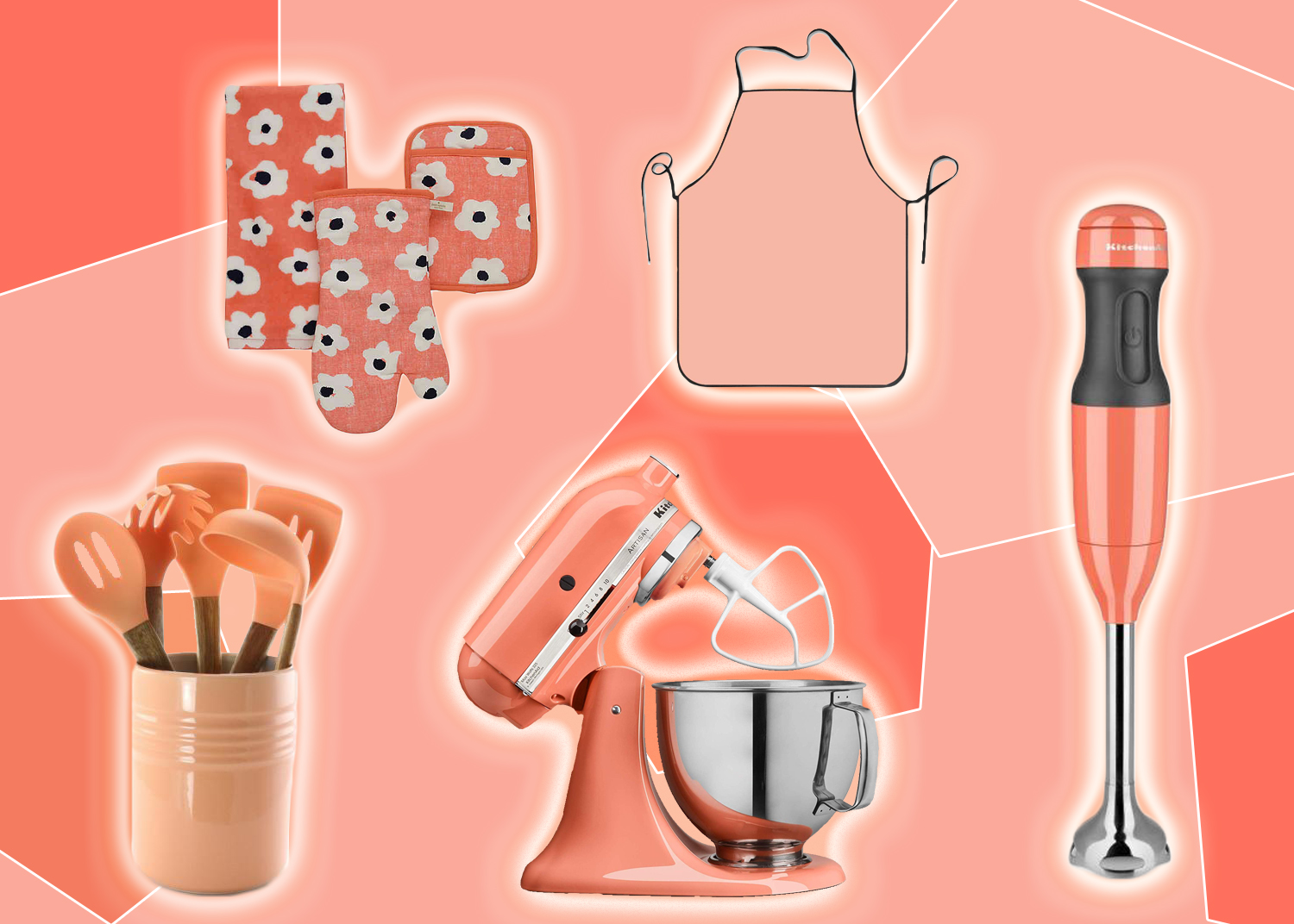 10 Cute Coral Accessories To Brighten Up Your Kitchen - Cityline