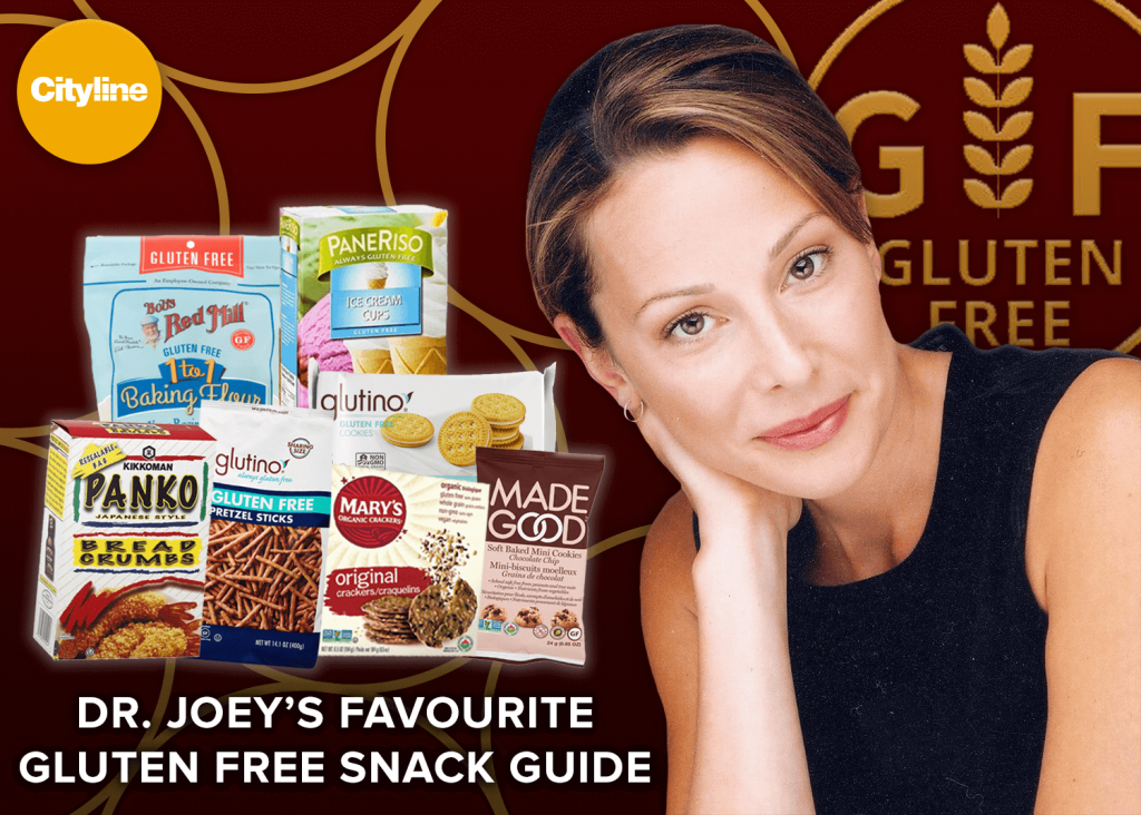 Dr. Joey's Favourite Gluten Free Snack Guide