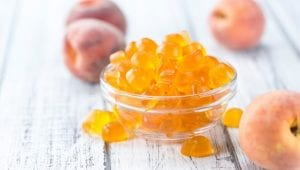 peach gummy bears