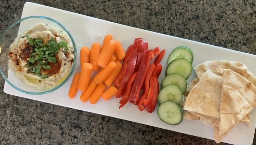 Healthy and simple take on Baba Ganoush - Cityline
